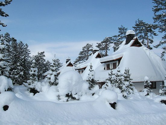 Zlatibor u snegu