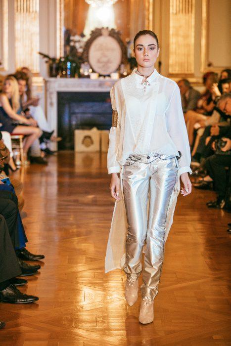Serban Fashion Day in Paris, Bata Spasojevic