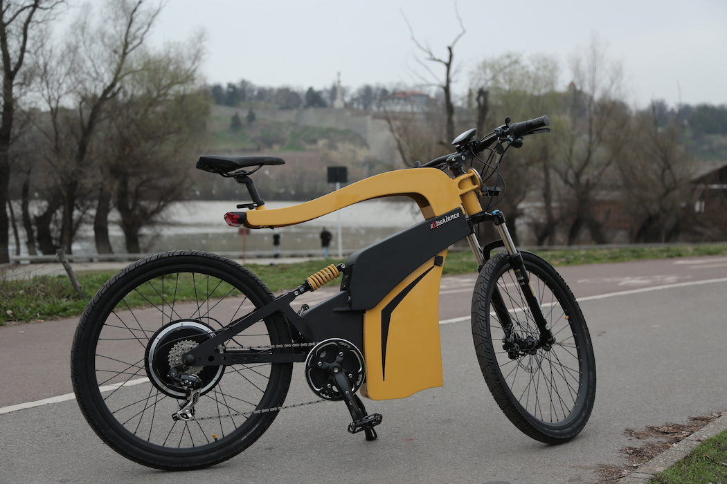 E prime električna bicikla