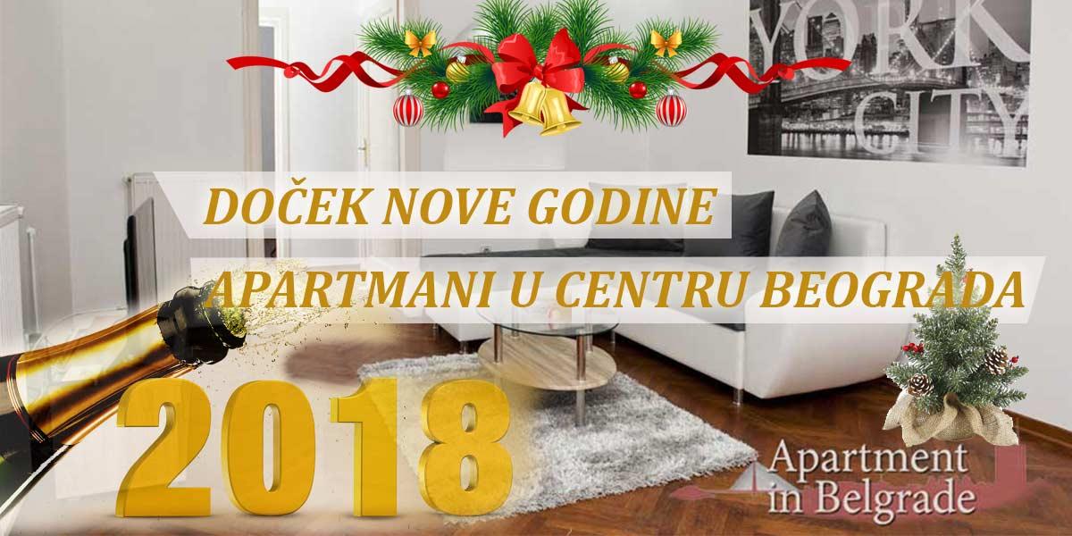Stan na dan za docek nove 2018