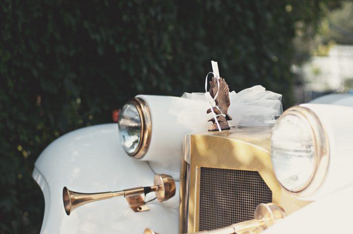 automobil za svadbu