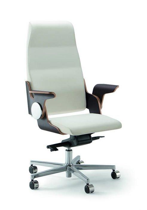 Kancelarijska stolica koja čuva kičmu