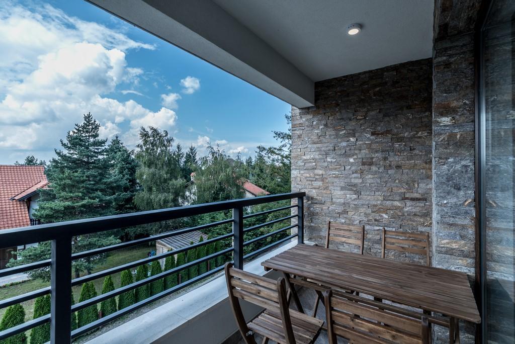 Pogled sa Terase Vip Casa