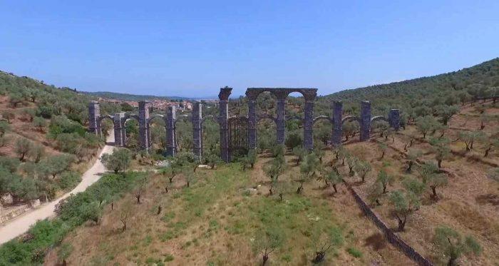 rimski akvadukt zeolit
