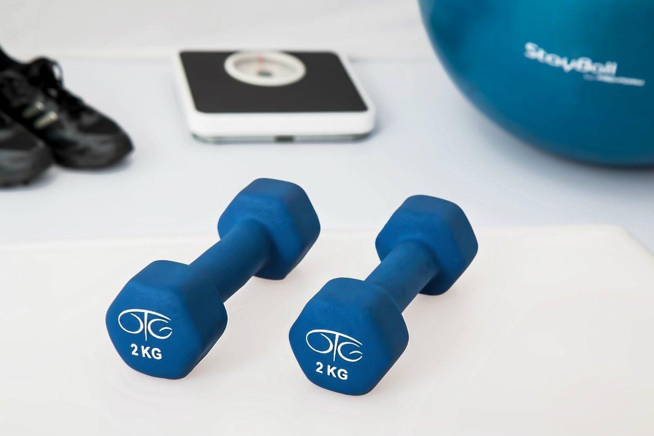Fitnes sprave vežbanje, slika 2