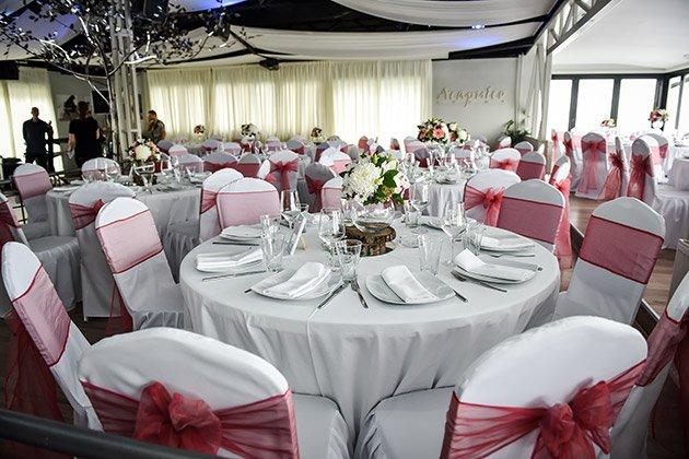 Sala za svadbe Splav Akapulko