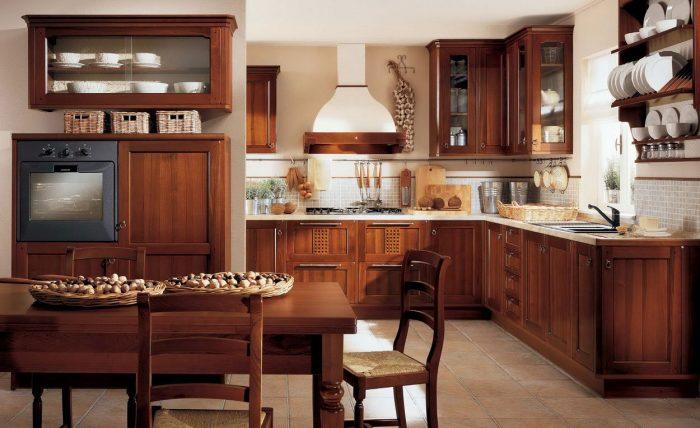 Kuhinje od drveta