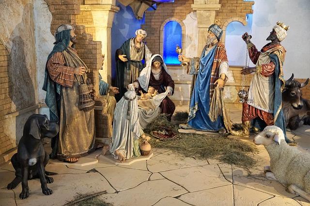 Tri kralja Hristos se rodi