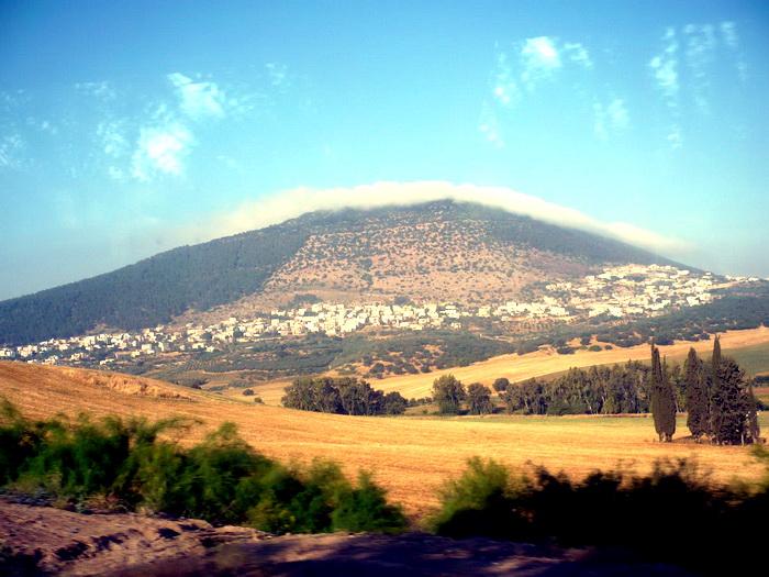 Gora Preobraženja Hristovog Tavor