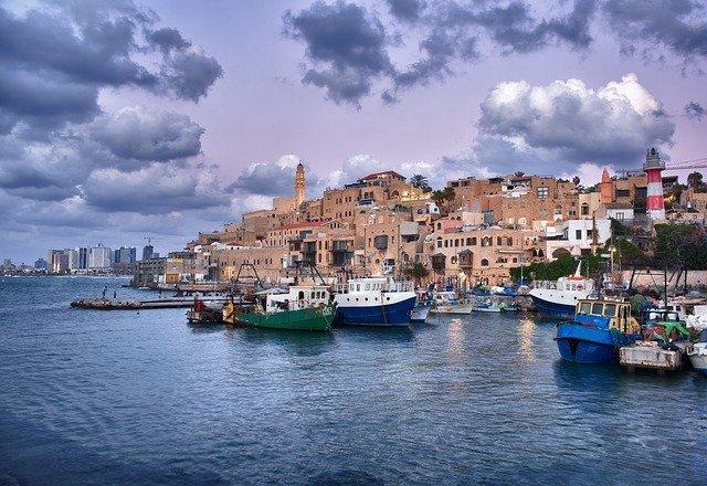 Jaffa luka kod Tel Aviva