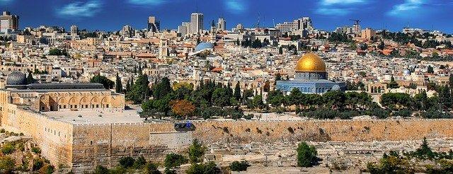 Jerusalim najvazniji Biblijski grad