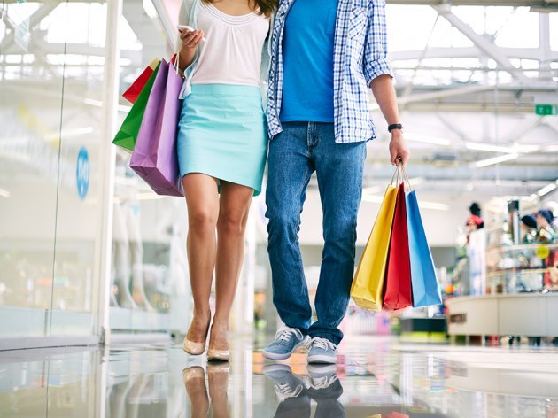 Shoping Izrael